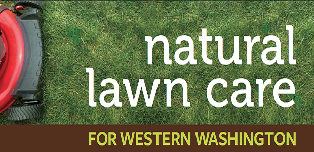 Natural Lawn Care brochure